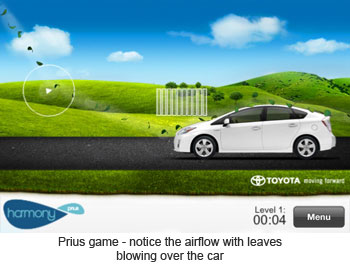 MobiAD » Mobile Advertising News » Prius iPhone Campaign Combining ...