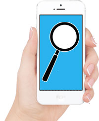 mobile-search-simple